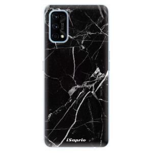 Odolné silikonové pouzdro iSaprio - Black Marble 18 na mobil Realme 7 Pro