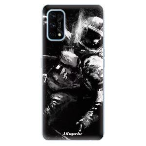 Odolné silikonové pouzdro iSaprio - Astronaut 02 na mobil Realme 7 Pro