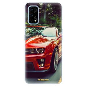 Odolné silikonové pouzdro iSaprio - Chevrolet 02 na mobil Realme 7 Pro