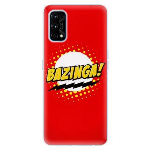 Odolné silikonové pouzdro iSaprio - Bazinga 01 na mobil Realme 7 Pro