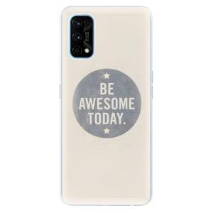 Odolné silikonové pouzdro iSaprio - Awesome 02 na mobil Realme 7 Pro