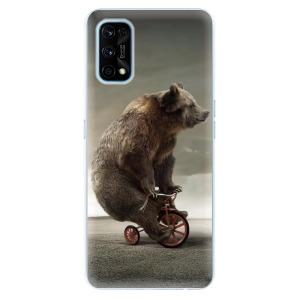 Odolné silikonové pouzdro iSaprio - Bear 01 na mobil Realme 7 Pro
