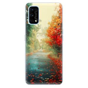 Odolné silikonové pouzdro iSaprio - Autumn 03 na mobil Realme 7 Pro