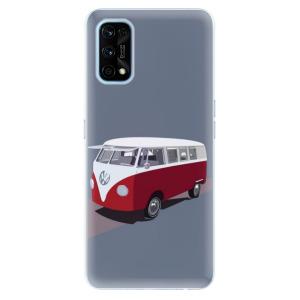 Odolné silikonové pouzdro iSaprio - VW Bus na mobil Realme 7 Pro