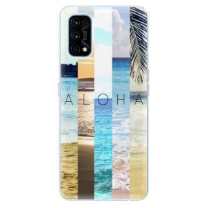 Odolné silikonové pouzdro iSaprio - Aloha 02 na mobil Realme 7 Pro
