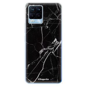 Odolné silikonové pouzdro iSaprio - Black Marble 18 na mobil Realme 8 / Realme 8 Pro