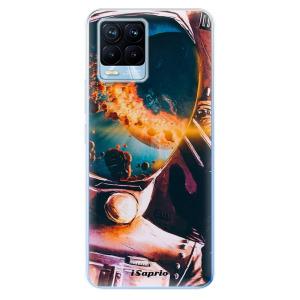 Odolné silikonové pouzdro iSaprio - Astronaut 01 na mobil Realme 8 / Realme 8 Pro