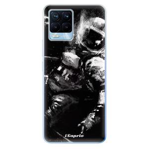 Odolné silikonové pouzdro iSaprio - Astronaut 02 na mobil Realme 8 / Realme 8 Pro