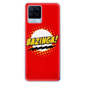 Odolné silikonové pouzdro iSaprio - Bazinga 01 na mobil Realme 8 / Realme 8 Pro