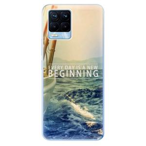 Odolné silikonové pouzdro iSaprio - Beginning na mobil Realme 8 / Realme 8 Pro