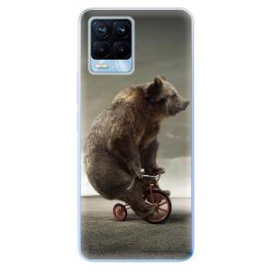 Odolné silikonové pouzdro iSaprio - Bear 01 na mobil Realme 8 / Realme 8 Pro