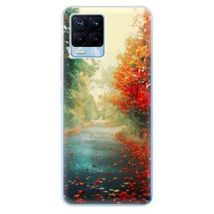 Odolné silikonové pouzdro iSaprio - Autumn 03 na mobil Realme 8 / Realme 8 Pro