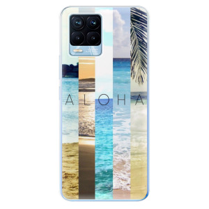 Odolné silikonové pouzdro iSaprio - Aloha 02 na mobil Realme 8 / Realme 8 Pro