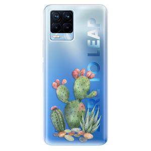 Odolné silikonové pouzdro iSaprio - Cacti 01 na mobil Realme 8 / Realme 8 Pro