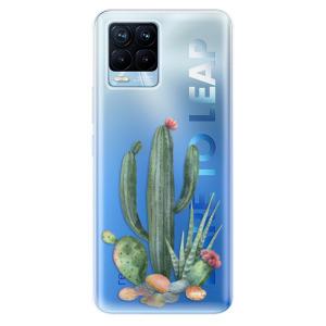 Odolné silikonové pouzdro iSaprio - Cacti 02 na mobil Realme 8 / Realme 8 Pro