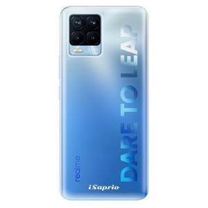 Odolné silikonové pouzdro iSaprio - 4Pure - čiré bez potisku na mobil Realme 8 / Realme 8 Pro