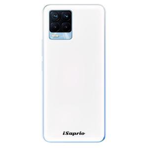 Odolné silikonové pouzdro iSaprio - 4Pure - bílé na mobil Realme 8 / Realme 8 Pro