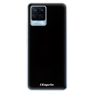 Odolné silikonové pouzdro iSaprio - 4Pure - černé na mobil Realme 8 / Realme 8 Pro