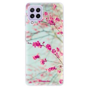 Odolné silikonové pouzdro iSaprio - Blossom 01 na mobil Samsung Galaxy A22 4G