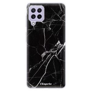Odolné silikonové pouzdro iSaprio - Black Marble 18 na mobil Samsung Galaxy A22 4G