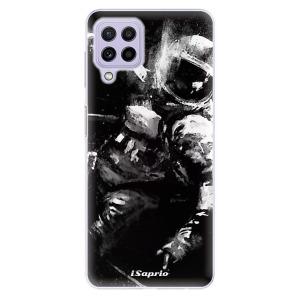 Odolné silikonové pouzdro iSaprio - Astronaut 02 na mobil Samsung Galaxy A22 4G