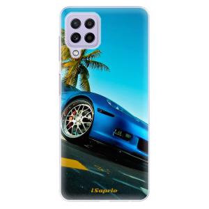 Odolné silikonové pouzdro iSaprio - Car 10 na mobil Samsung Galaxy A22 4G