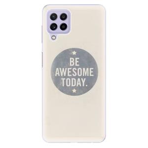 Odolné silikonové pouzdro iSaprio - Awesome 02 na mobil Samsung Galaxy A22 4G
