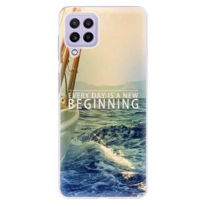Odolné silikonové pouzdro iSaprio - Beginning na mobil Samsung Galaxy A22 4G