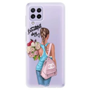 Odolné silikonové pouzdro iSaprio - Beautiful Day na mobil Samsung Galaxy A22 4G
