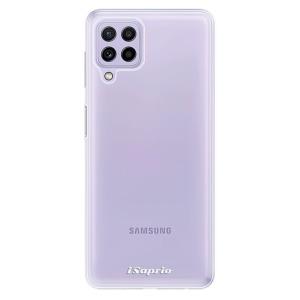 Odolné silikonové pouzdro iSaprio - 4Pure - čiré bez potisku na mobil Samsung Galaxy A22 4G