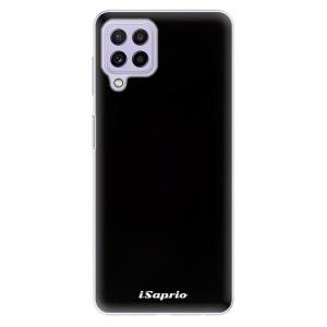 Odolné silikonové pouzdro iSaprio - 4Pure - černé na mobil Samsung Galaxy A22 4G
