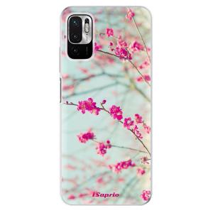 Odolné silikonové pouzdro iSaprio - Blossom 01 na mobil Xiaomi Redmi Note 10 5G / Xiaomi Poco M3 Pro 5G