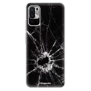 Odolné silikonové pouzdro iSaprio - Broken Glass 10 na mobil Xiaomi Redmi Note 10 5G / Xiaomi Poco M3 Pro 5G