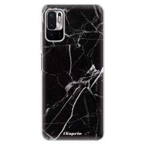 Odolné silikonové pouzdro iSaprio - Black Marble 18 na mobil Xiaomi Redmi Note 10 5G / Xiaomi Poco M3 Pro 5G