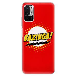 Odolné silikonové pouzdro iSaprio - Bazinga 01 na mobil Xiaomi Redmi Note 10 5G / Xiaomi Poco M3 Pro 5G