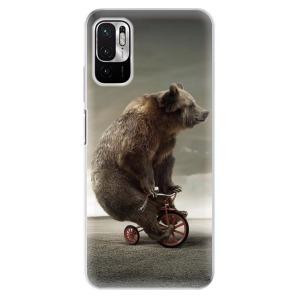 Odolné silikonové pouzdro iSaprio - Bear 01 na mobil Xiaomi Redmi Note 10 5G / Xiaomi Poco M3 Pro 5G
