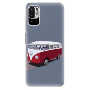 Odolné silikonové pouzdro iSaprio - VW Bus na mobil Xiaomi Redmi Note 10 5G / Xiaomi Poco M3 Pro 5G