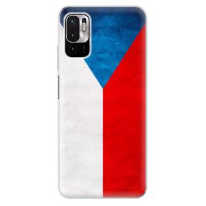 Odolné silikonové pouzdro iSaprio - Czech Flag na mobil Xiaomi Redmi Note 10 5G / Xiaomi Poco M3 Pro 5G