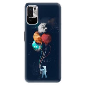 Odolné silikonové pouzdro iSaprio - Balloons 02 na mobil Xiaomi Redmi Note 10 5G / Xiaomi Poco M3 Pro 5G