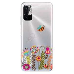 Odolné silikonové pouzdro iSaprio - Bee 01 na mobil Xiaomi Redmi Note 10 5G / Xiaomi Poco M3 Pro 5G