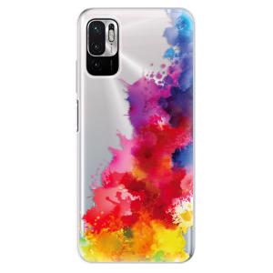 Odolné silikonové pouzdro iSaprio - Color Splash 01 na mobil Xiaomi Redmi Note 10 5G / Xiaomi Poco M3 Pro 5G