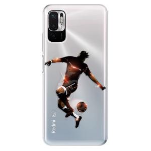 Odolné silikonové pouzdro iSaprio - Fotball 01 na mobil Xiaomi Redmi Note 10 5G / Xiaomi Poco M3 Pro 5G - výprodej
