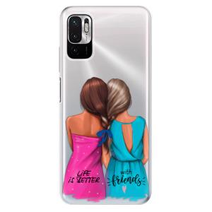 Odolné silikonové pouzdro iSaprio - Best Friends na mobil Xiaomi Redmi Note 10 5G / Xiaomi Poco M3 Pro 5G