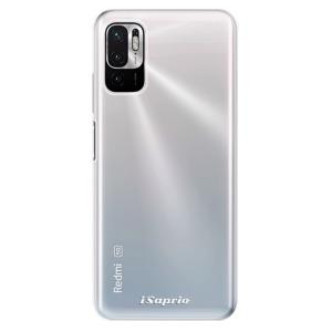 Odolné silikonové pouzdro iSaprio - 4Pure - čiré bez potisku na mobil Xiaomi Redmi Note 10 5G / Xiaomi Poco M3 Pro 5G