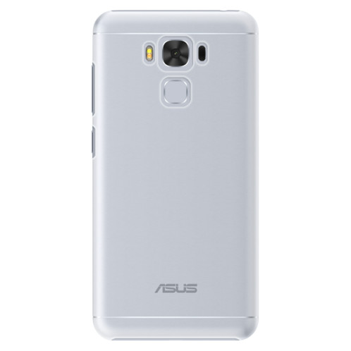 Asus ZenFone 3 Max ZC553KL (plastové pouzdro iSaprio na mobil s vlastním potiskem)