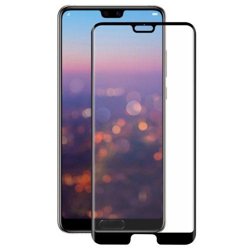 Tvrzené 3D sklo pro Huawei P20 Pro – black
