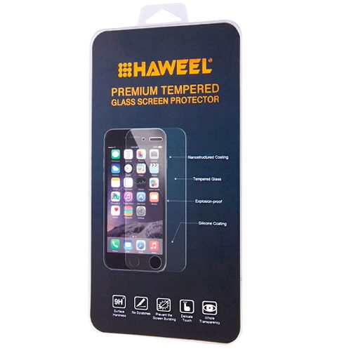 Tvrzené sklo pro Huawei Honor 6A White