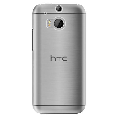 Plastové pouzdro iSaprio s vlastním potiskem na mobil HTC One M8