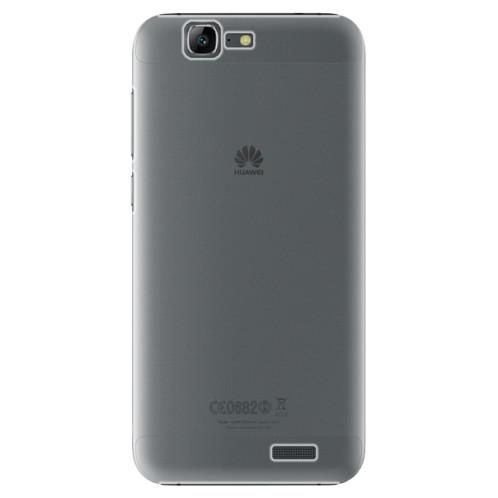 Plastové pouzdro iSaprio s vlastním potiskem na mobil Huawei G7
