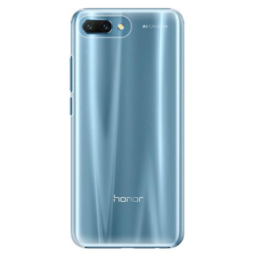 Plastové pouzdro iSaprio s vlastním potiskem na mobil Honor 10